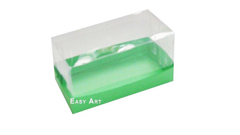 Caixa Para 2 Brigadeiros - Verde Pistache