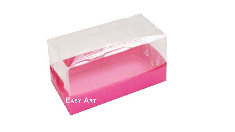 Caixa Para 2 Brigadeiros - Pink