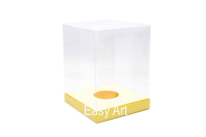 Caixa para Ovos de Páscoa/ Panetones - Marfim