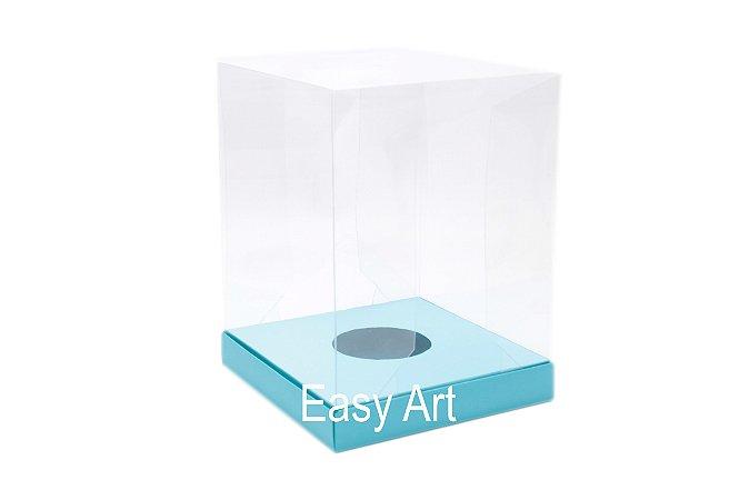 Caixa Ovos de Páscoa / Panetones - Azul Tiffany