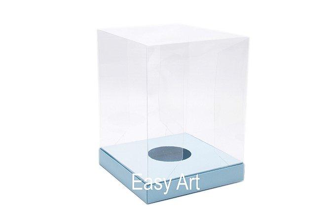 Caixa Ovos de Páscoa / Panetones - Azul Bebê