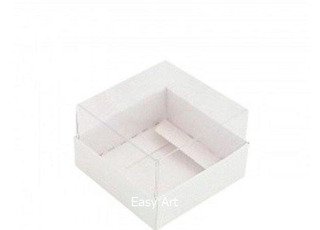 Caixinha para Bem Casados 6x6x4 - Branco