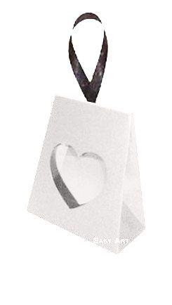 Caixinha Coração - Branco