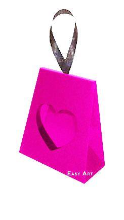 Caixinha Coração - Pink