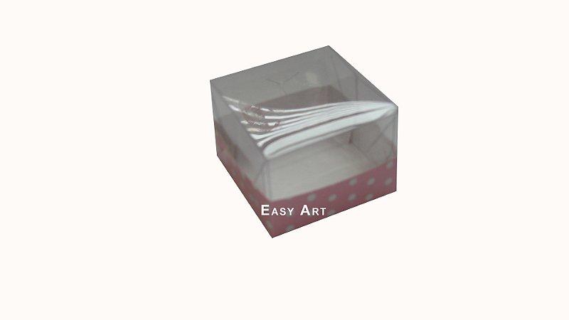 Caixinha para Trufas e Amêndoas  - 5x5x3,5