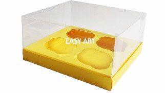 Caixas para Cupcakes 17,5x18,5x9 - Pct com 10 Unidades