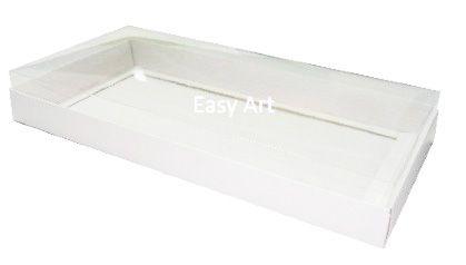 Caixas para 50 Mini Doces - Branco