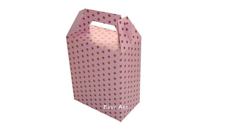 Sacolinhas Surpresa - Caixas Maletas - 8x10,5x5