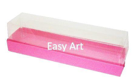 Caixas para 7 Macarons / 4 Brigadeiros - Pink