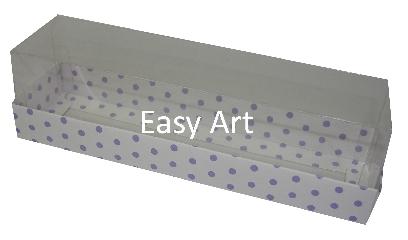 Caixas para Macarons - 15x4x4