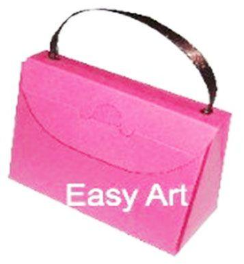 Caixa Bolsinha - Pink