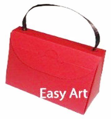 Caixa Bolsinha - Vermelho