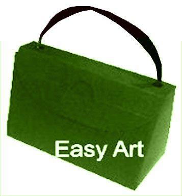 Caixa Bolsinha - Verde Musgo