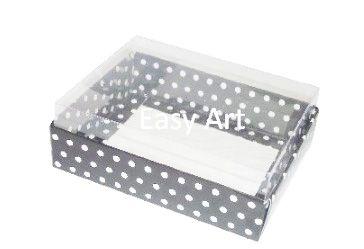 Caixas para 12 Mini Doces 10,3x8x3,5 - Pct com 10 Unidades