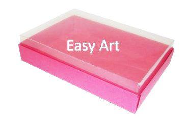 Caixas para 24 Mini Doces - Pink