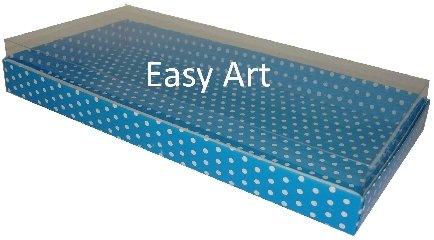 Caixas para Mini Doces - 26x13x3,5