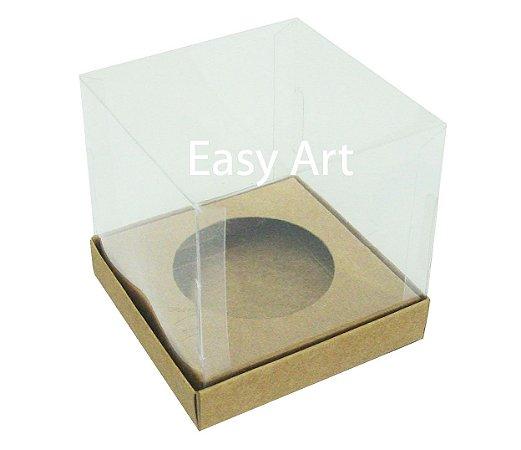 Caixas para Cupcakes 9x9x9 - Pct com 10 Unidades