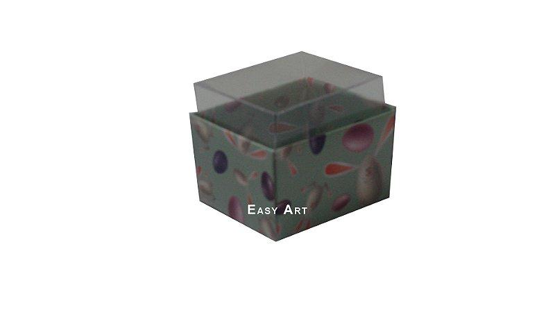 Caixas para Macarons - 5x4,5x4,5