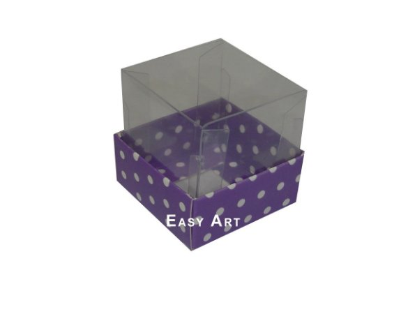 Caixas para Mini Bolos Linha A - 5x5x5