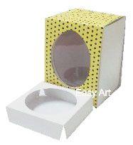 Caixas para Ovos de 250g de Pé - Pct com 10 Unidades