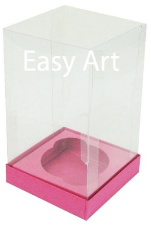Caixas para Cupcakes - Pink