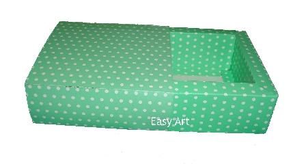 Caixas para Brigadeiros Gourmet - Linha Premium - 12x12x4,5