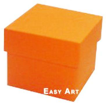 Caixa Tiffany Pequena - Laranja