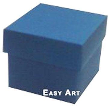 Caixa Tiffany Pequena - Azul Marinho