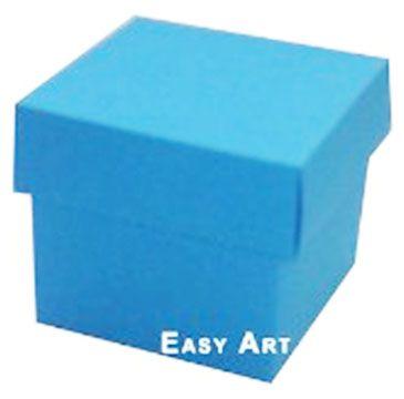 Caixa Tiffany Pequena - Azul Turquesa