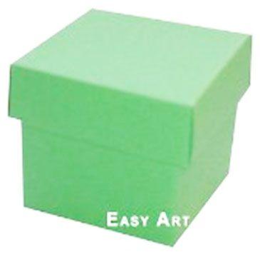 Caixa Tiffany Pequena - Verde Pistache