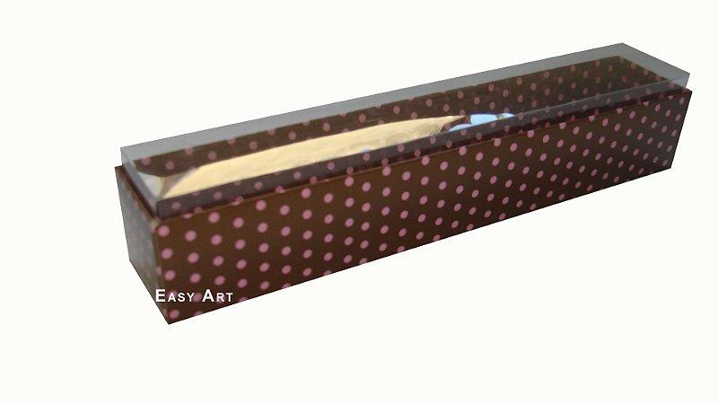 Caixinhas para Bombons Linha A - 24x4,5x4,5