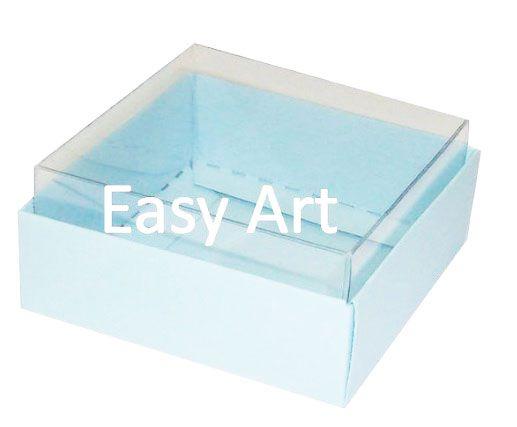 Caixinha para Amêndoas / Bijuteria - Azul Claro