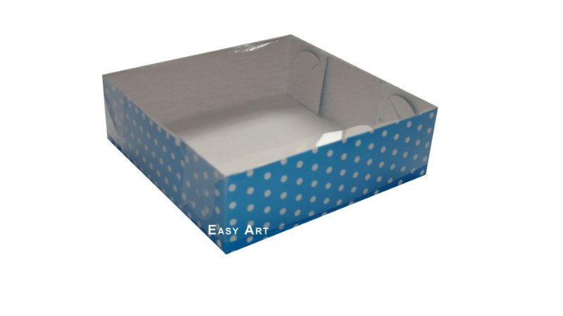 Caixas para Bombons Linha B - 8x8x3,7