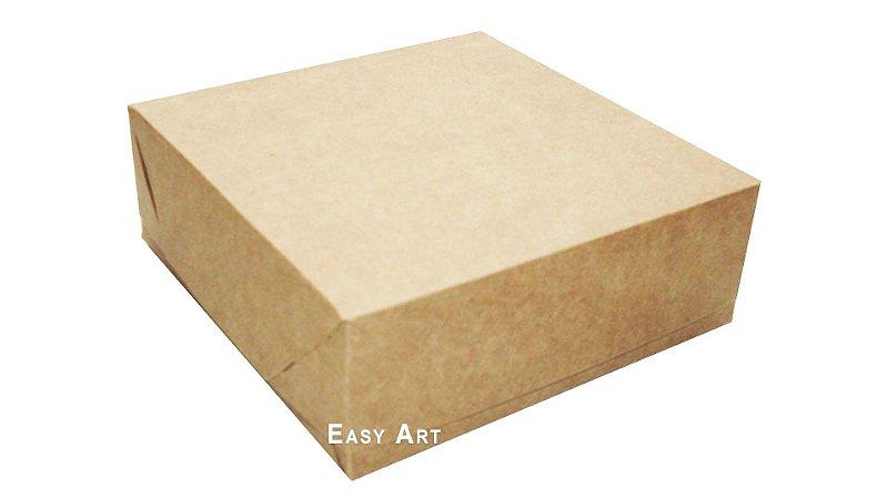 Caixas para  9 Brigadeiros - Kraft