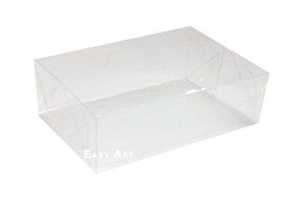 Caixas para 3 Brigadeiros - Transparente