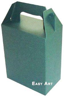 Caixa Maleta - Verde Musgo