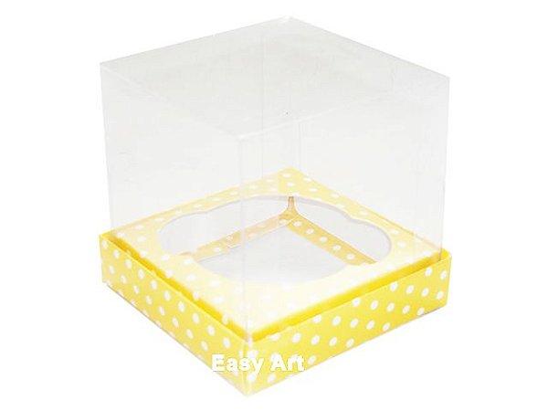 Caixas para Cupcakes 10x10x10 - Pct com 10 Unidades