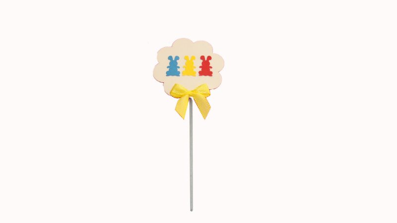 Toppers / Tags para Cupcakes Pacote com 12 unidades - 5x12