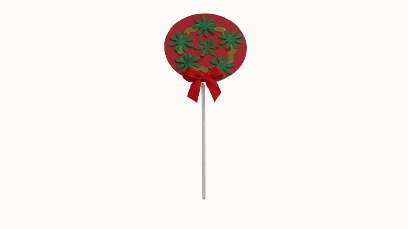 Toppers / Tags para Cupcakes Pacote com 12 unidades - 5x12
