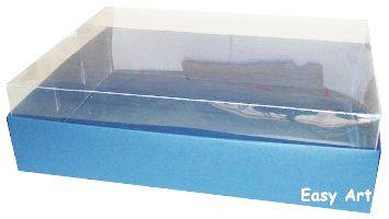Caixas para Presentes - Azul Marinho