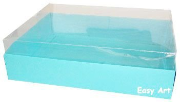 Caixas para Presentes - Azul Tiffany