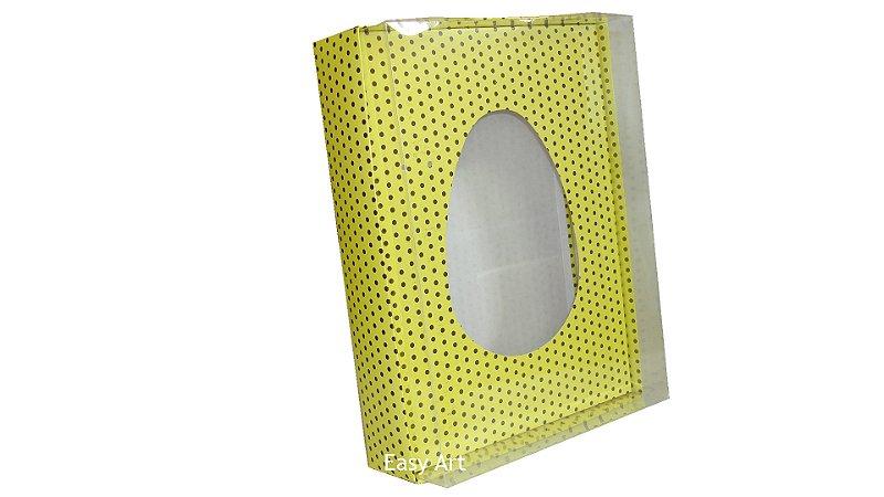 Caixas Ovos de Colher - 1 K Amarelo Poás Marrom