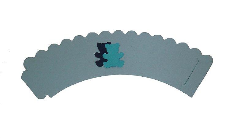 Wrappers / Capas para cupcakes Decorados - 5x3,5x3,5