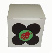 Caixas Decoradas / Temáticas - 8x8x8