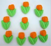 Confeitos Decorativos / Comestíveis de Açúcar - 2,5x1,5