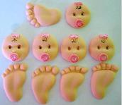 Confeitos Decorativos / Bebê