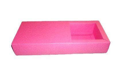 Caixas para 8 Brigadeiros - Pink