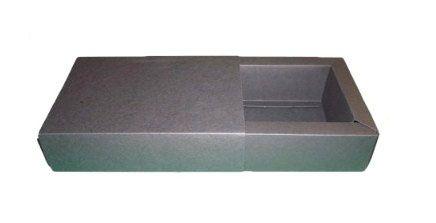 Caixas para 8 Brigadeiros - 20x11,5x4,5 / Preto