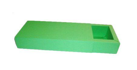 Caixa para 10 Brigadeiros - Verde Pistache