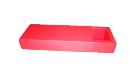 Caixa para 12 Brigadeiros - Vermelho